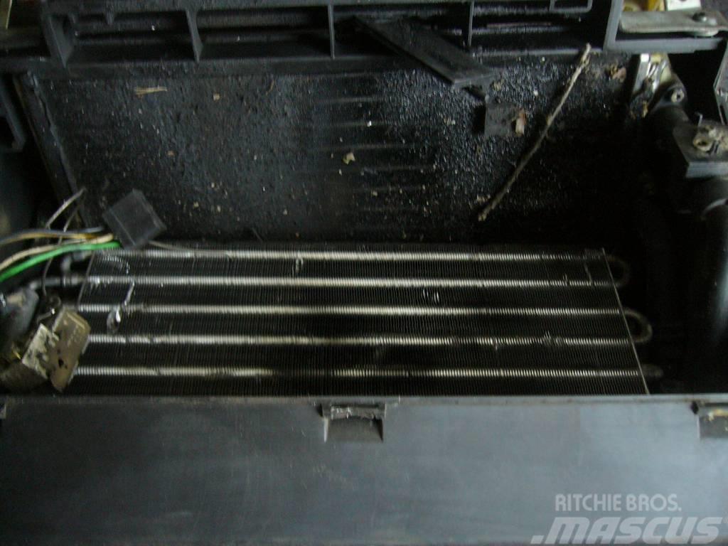 Volvo FH16 cab heater
