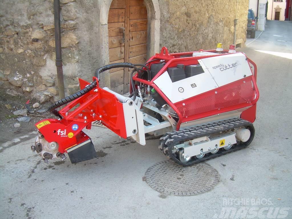 Rotair Speedy Cutter