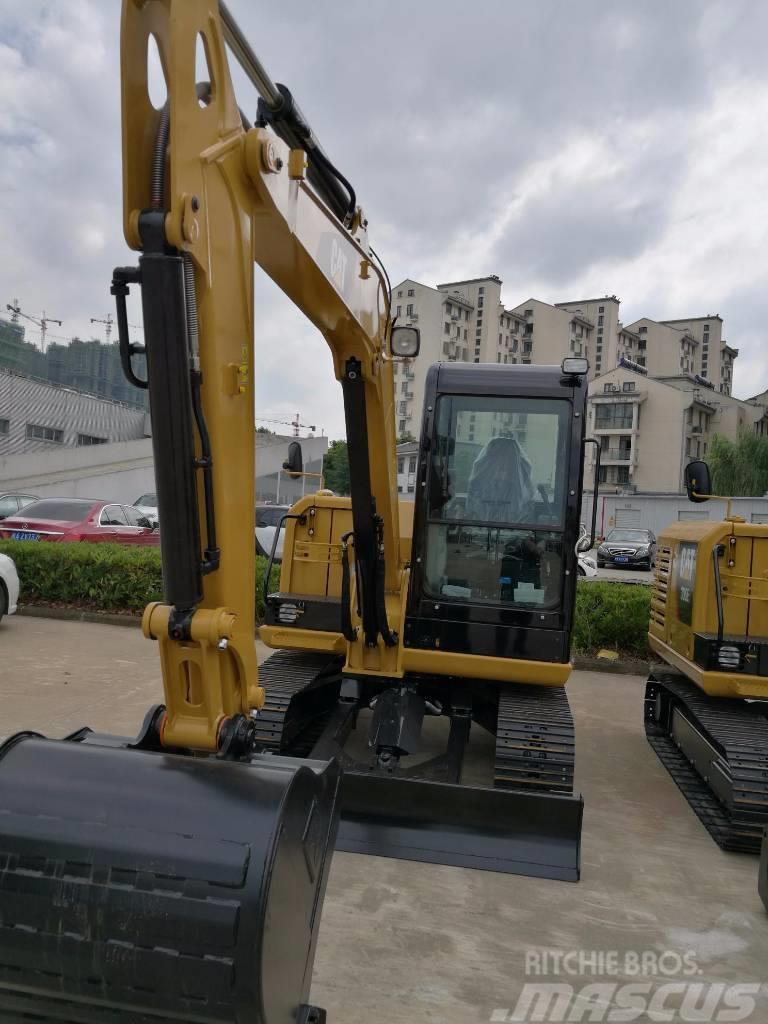 Caterpillar 306E2 Mini Excavator **Year 2017**