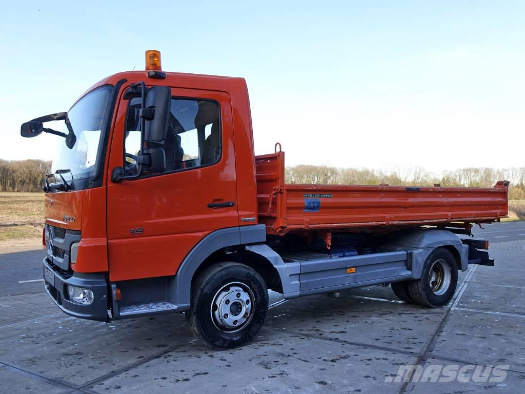 Mercedes-Benz Atego 818 (ONLY 52568 KM)