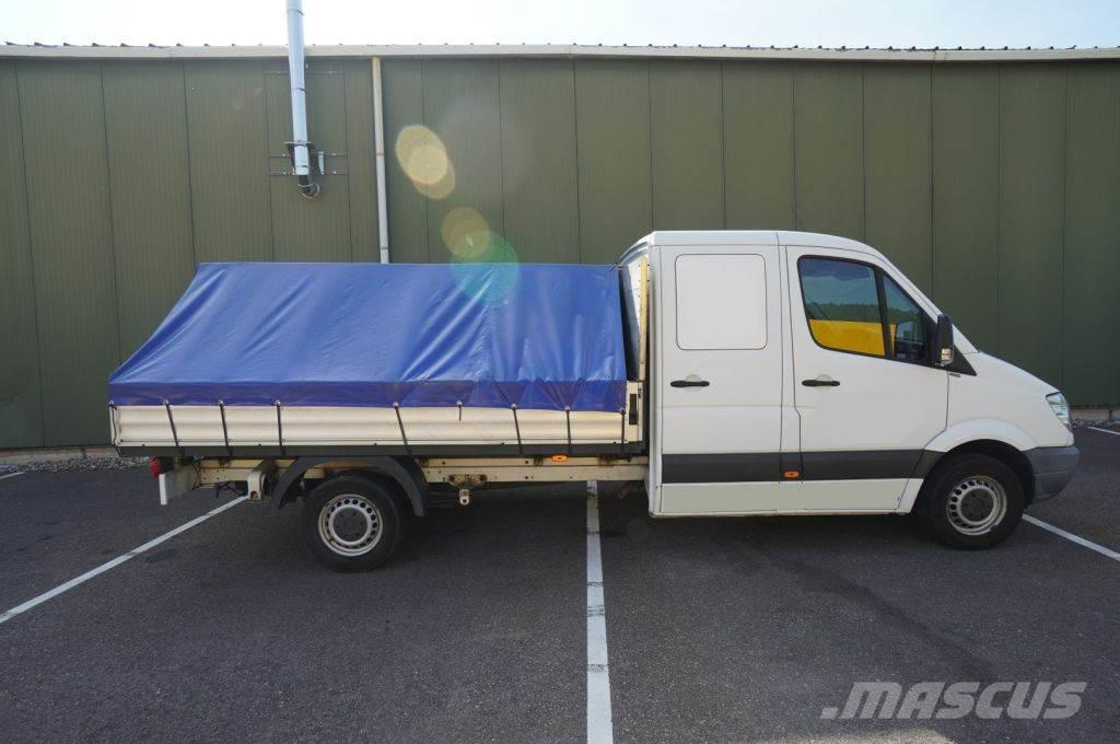 Mercedes-Benz 316CDI 120KW OPENBOX PICK-UP AUTOMATIC