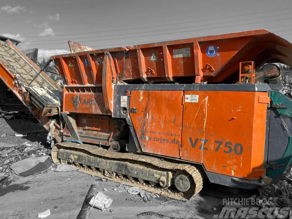 Arjes VZ750DK (RPM1867)