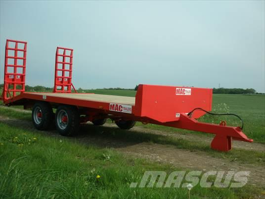 McCauley / MAC Trailers Mini Low Loader