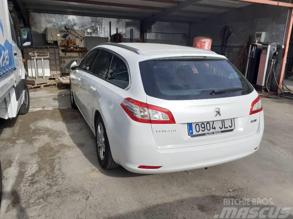 Peugeot 508 SW AUTOMATICO