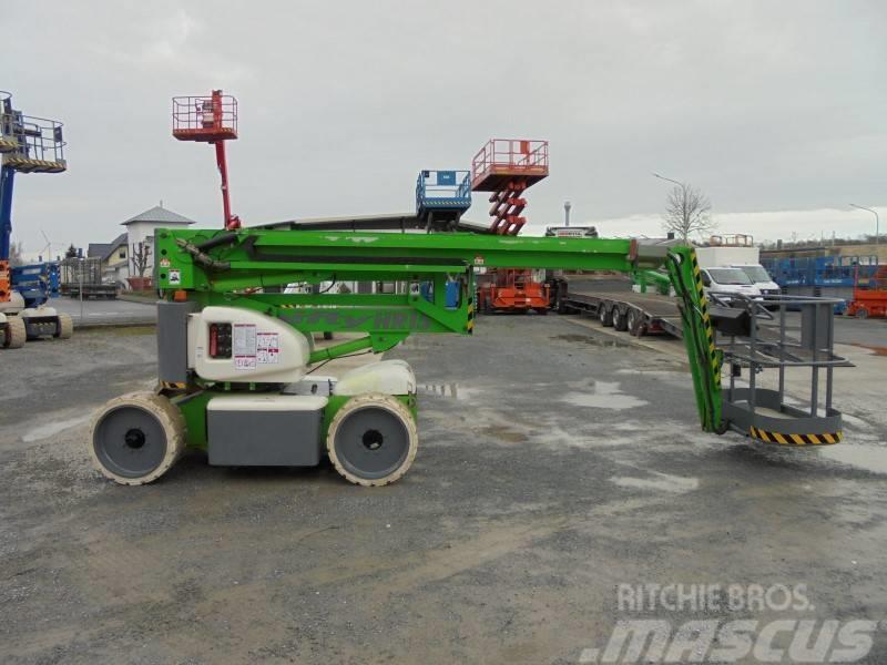 Niftylift HR15 NDE bi-energie 15.50m