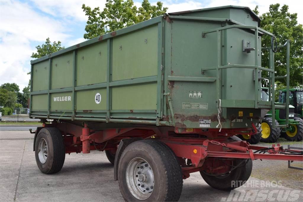 Welger DK 280-B  18t