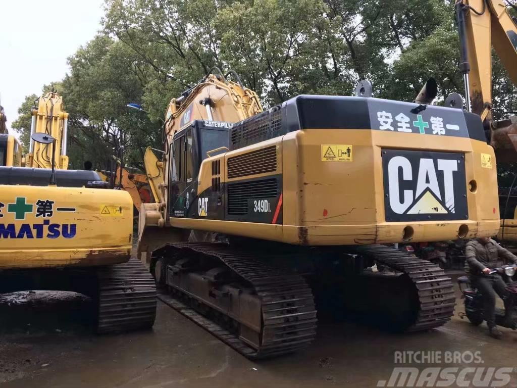 Caterpillar 349 D L  excavator