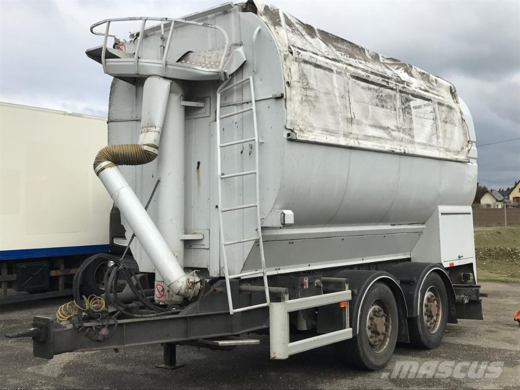 used samro citerne alimentaire tanker trailers year 2011 price 6 460 for sale mascus usa. Black Bedroom Furniture Sets. Home Design Ideas