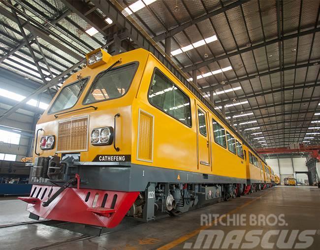Cathefeng Standard Rail Tractor FU-220II