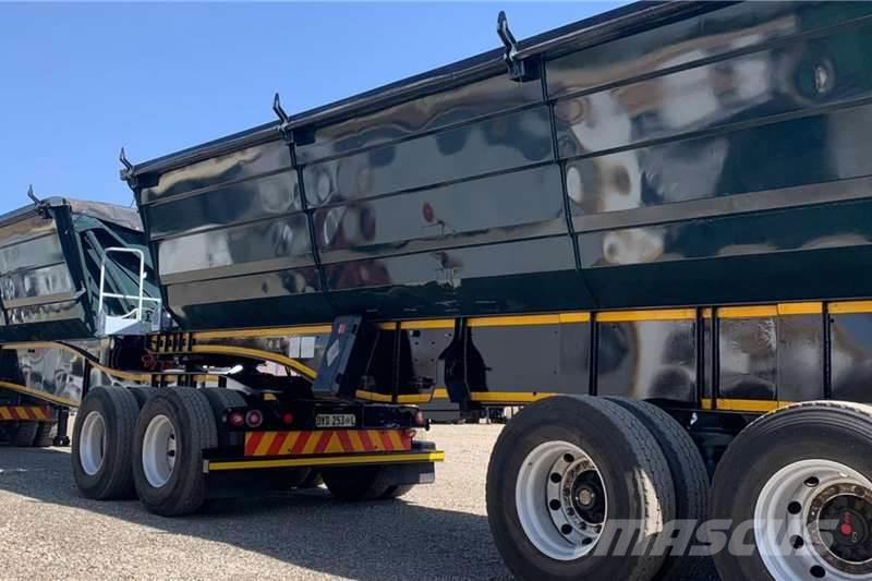 [Other] Trailord 2018 Tralord 45m3 Side Tipper