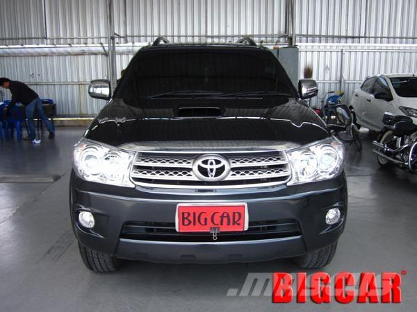 TOYOTA FORTUNER 3.0 V AT4WD