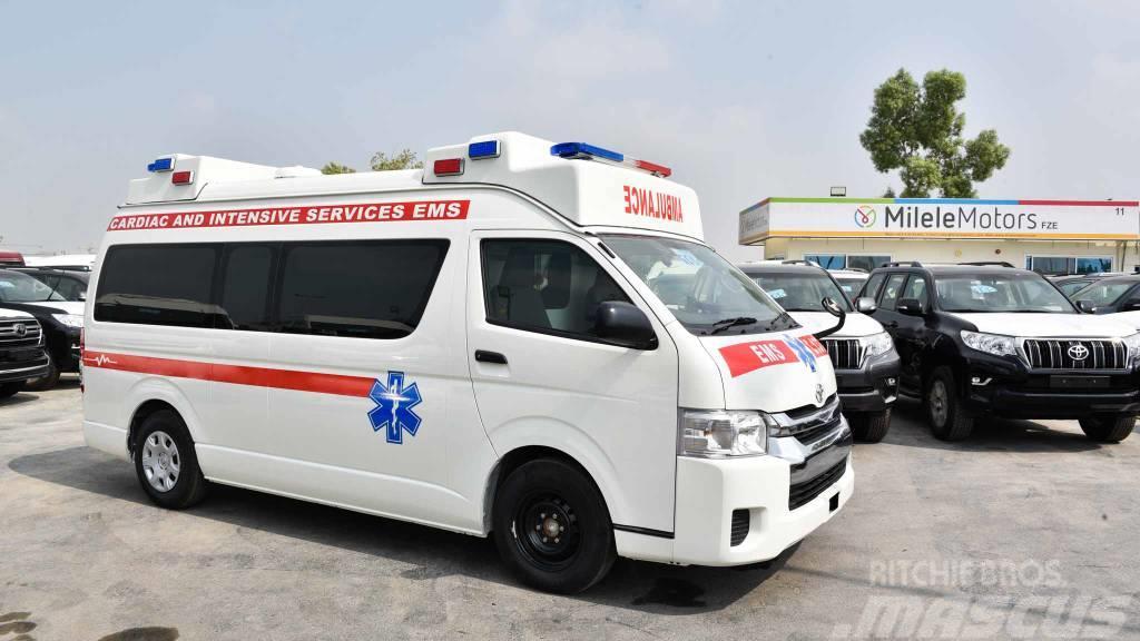 Toyota Hiace Ambulance 2.8L