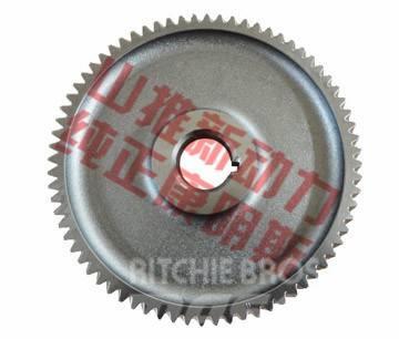 Cummins gear wheel 4B 6B 6C NT855