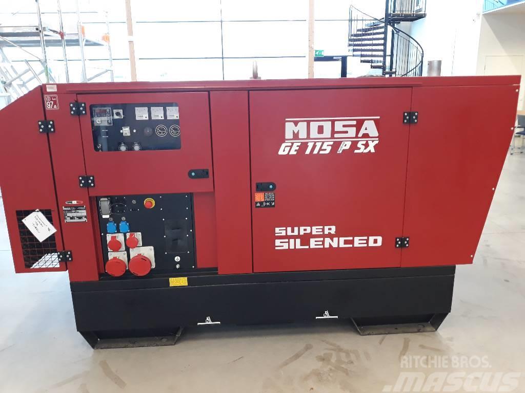 Mosa GE115PSX Generaattori