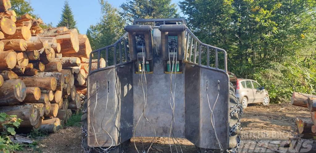 Timberjack 240C