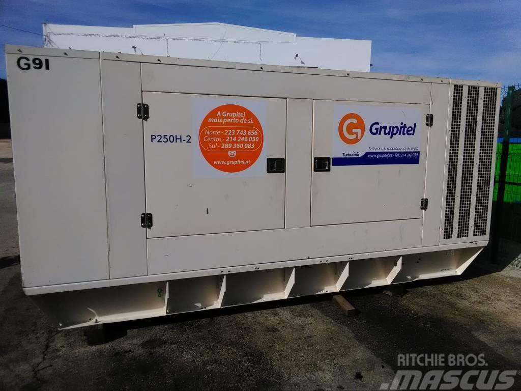 FG Wilson P250HE 250 kVA PERKINS UK