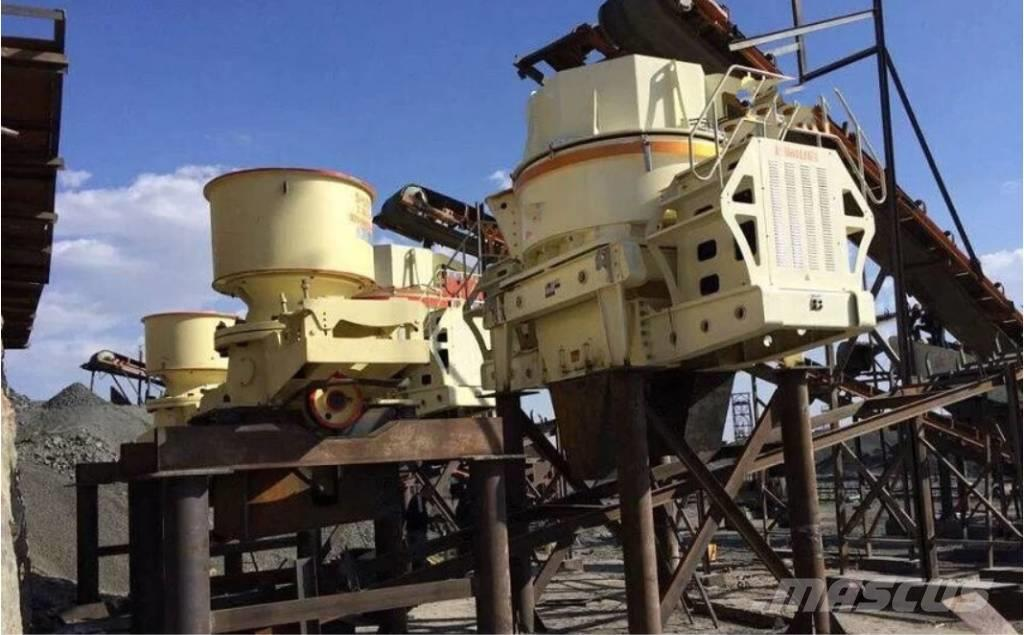 [Other] SKYMIX 100-200tph cone crusher