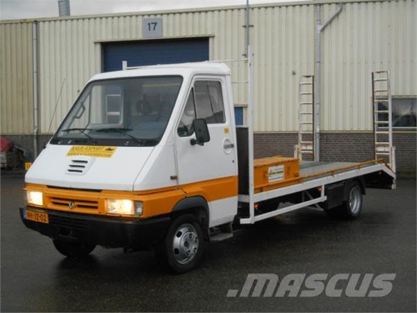 Renault Messenger B120-35 Car Carrier / Machine Transport