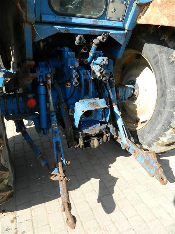 Ford 8210, 1990, Traktorer