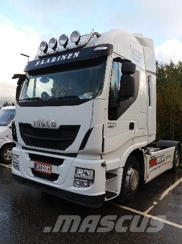 Iveco Hi-Way 4x2 388tkm