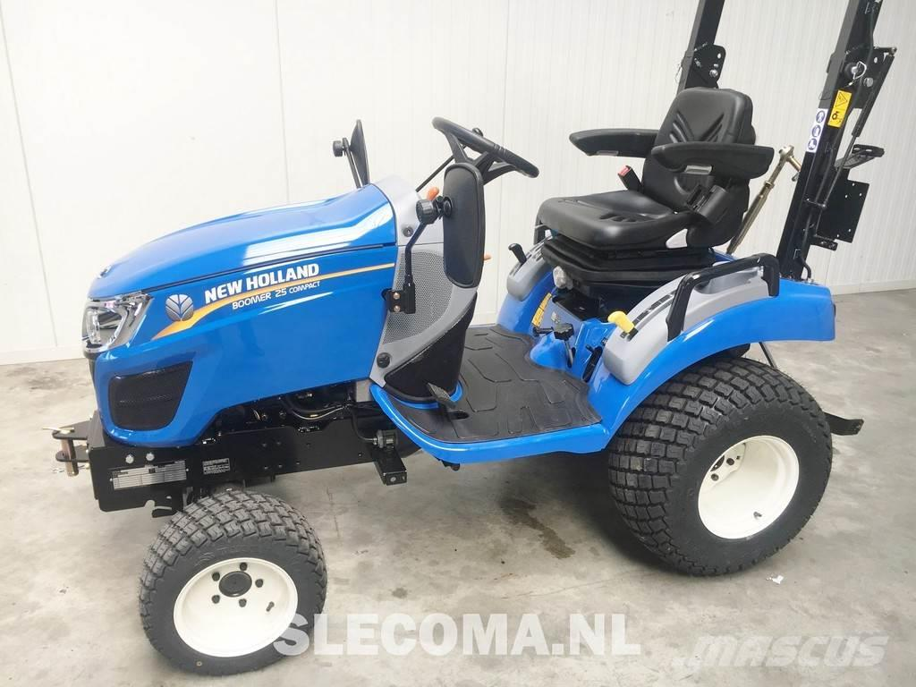 New Holland BOOMER 25 COMPACT