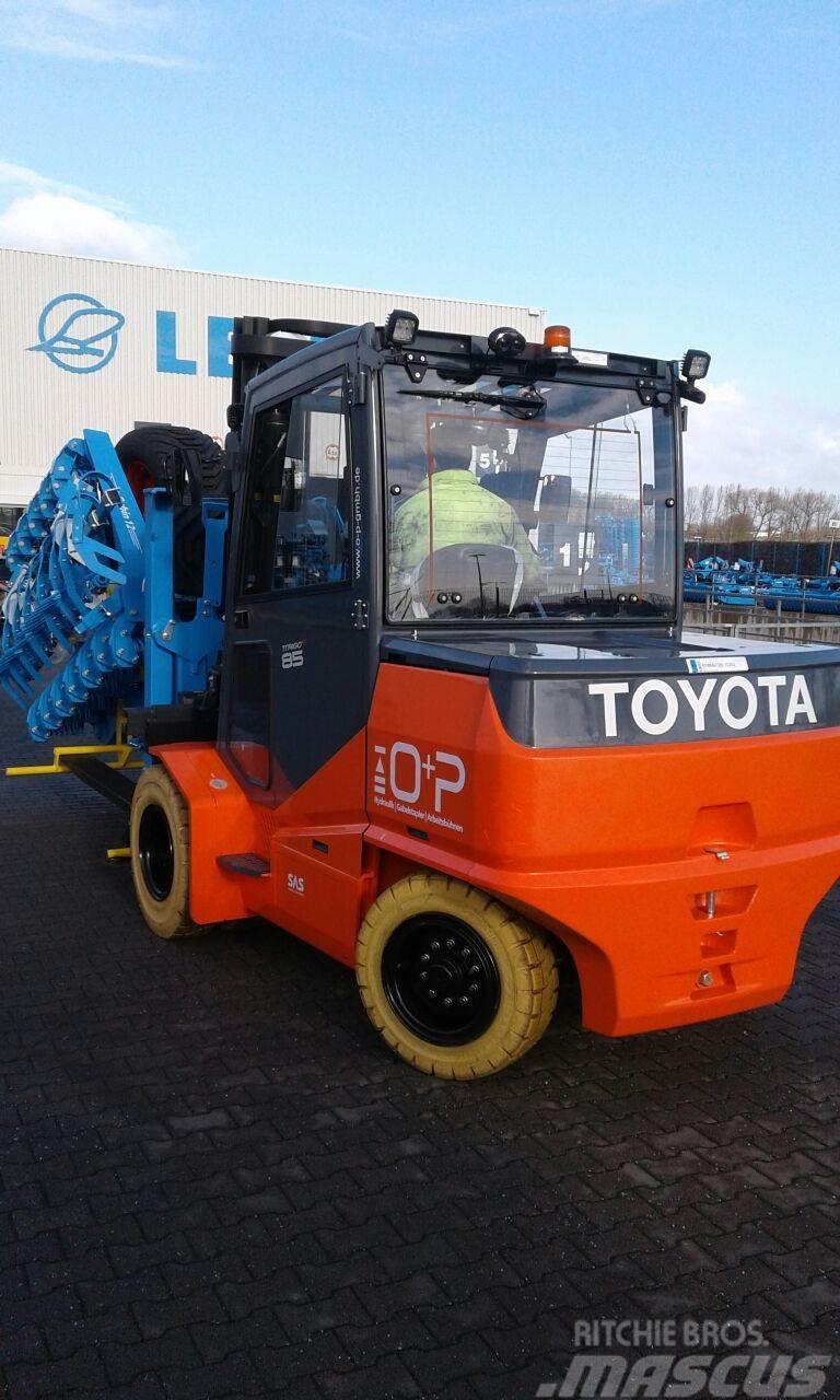 Toyota 8FBMHT85