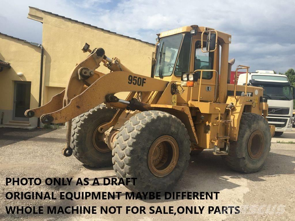 Caterpillar WHEEL LOADER 950F ONLY FOR PARTS