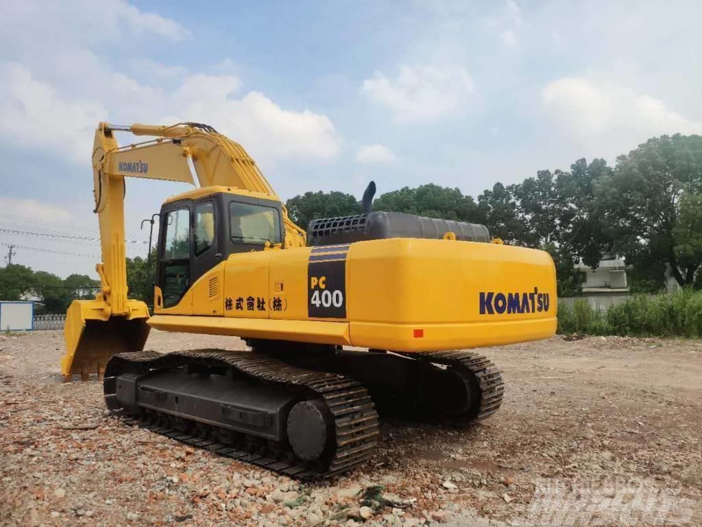 Komatsu PC400-7大型挖掘机