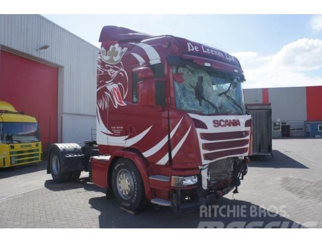 Scania G450 HIGHLINE RETARDER EURO-6 2016