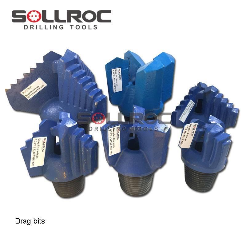 Sollroc 165mm drag bits