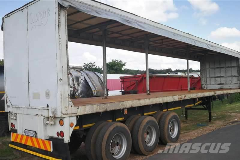 Sa Truck Bodies 13M Tri Axle