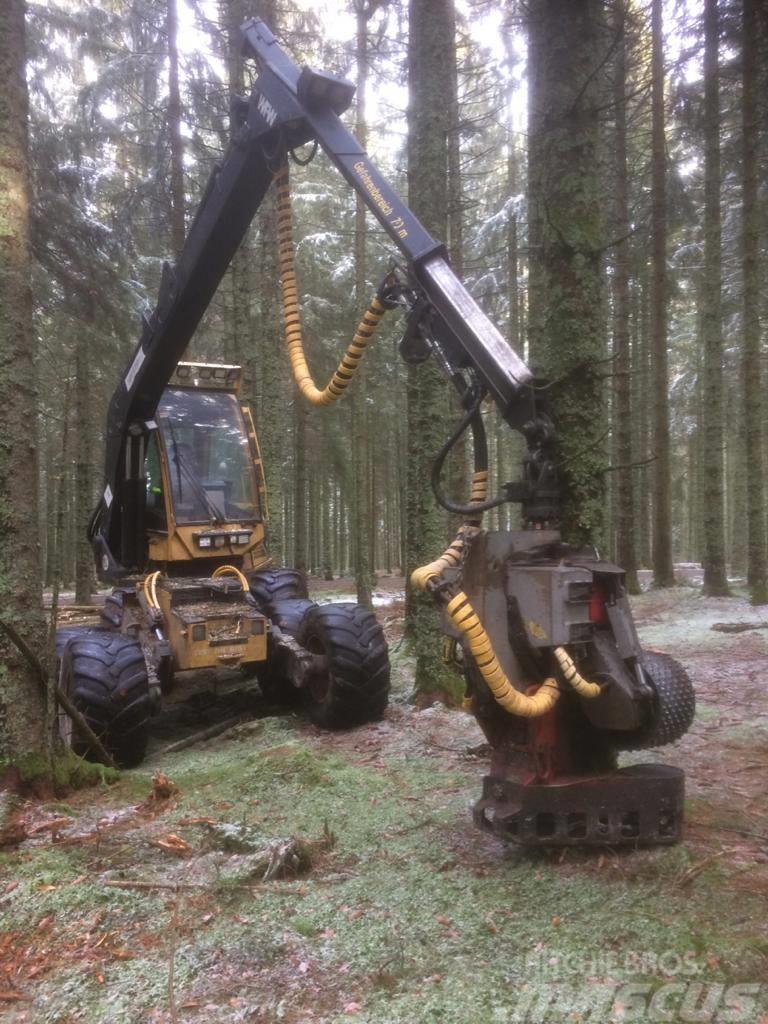 Eco Log 580B mit Lomgax 6000 - Gebrauchtmaschine