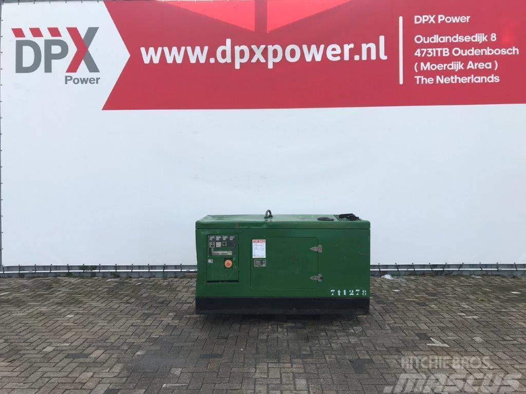 Himoinsa HYW35 - Yanmar - 35 kVA Generator - DPX-11951