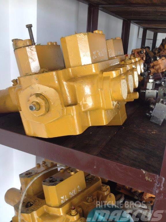 Zettelmeyer ZL 3002 4002 Rozdzielacz Hydrauliczny