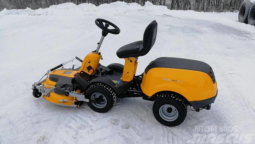 Stiga Park 320 PW 2-syl+100el Quick Flip KYSY TARJOUS
