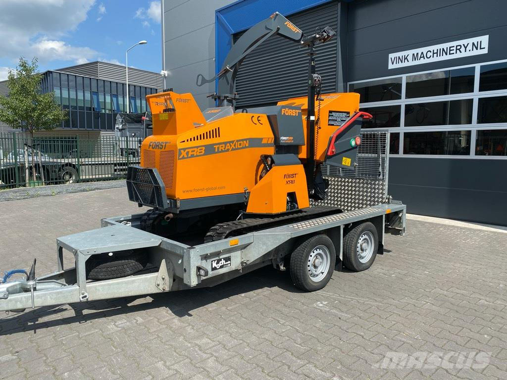 Forst XR8 Traxion