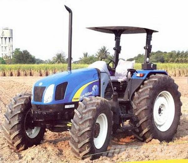 New Holland T0506
