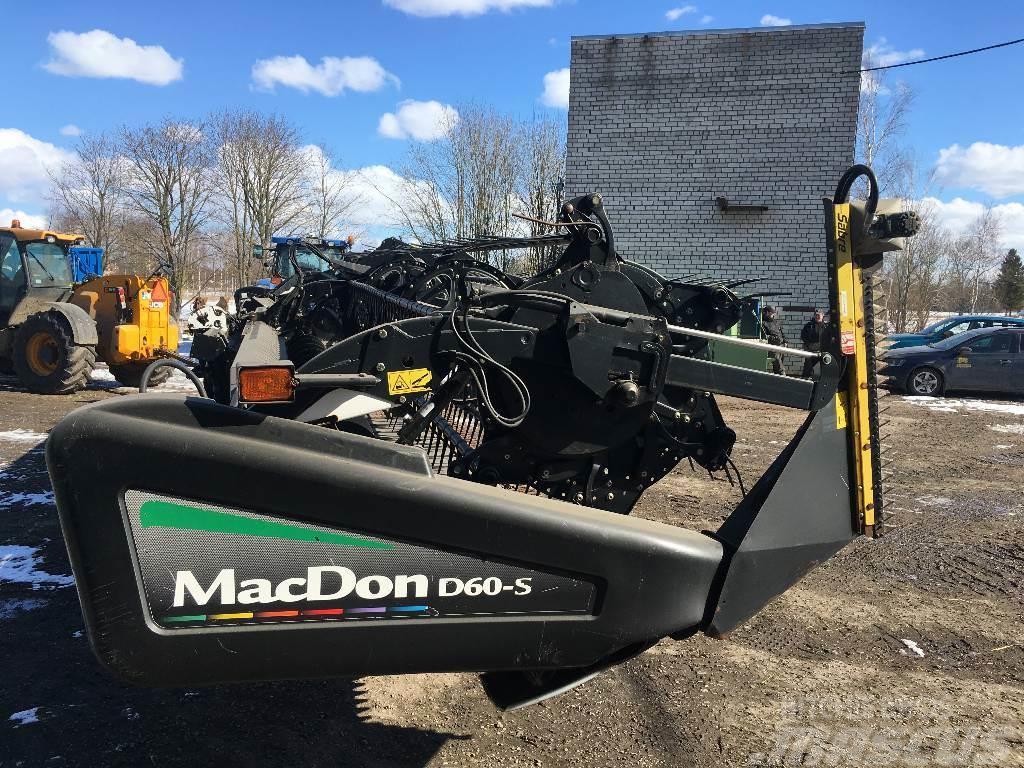 MacDon D 60 S