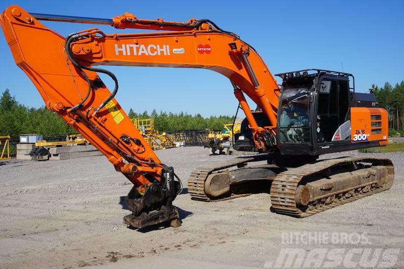 Hitachi ZX300LC-6