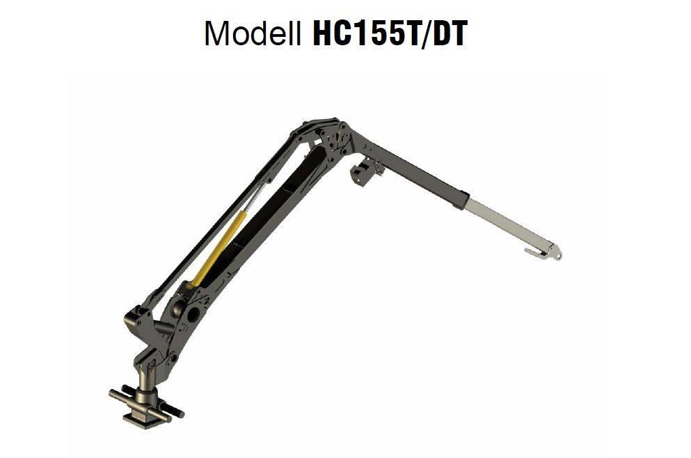 Cranab HC155T/DT