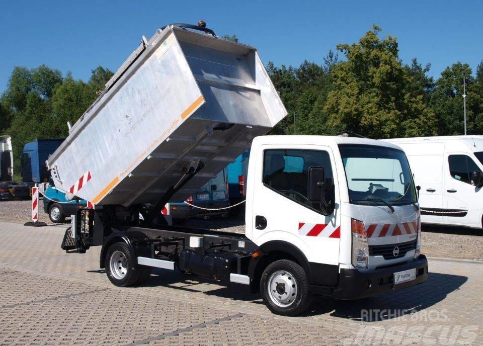 Nissan CABSTAR 35.11 Mini Müllwagen Garbage 7m3