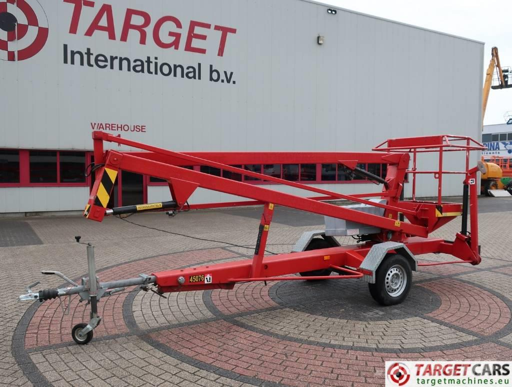 Sky High 1200 Besto BB1200 Articulated Towable Lift 12M