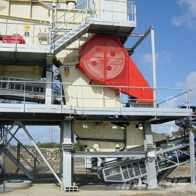 [Other] thyssenkrupp Single-toggle Jaw Crusher EB 12-10