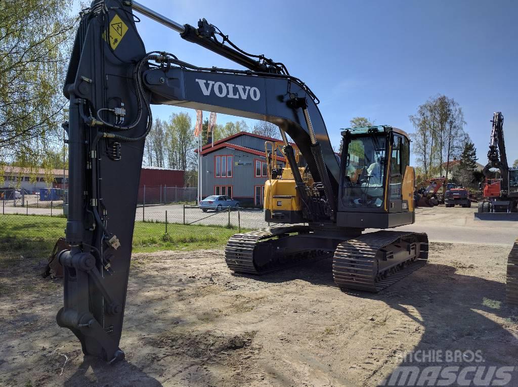 Volvo ECR 235 EL