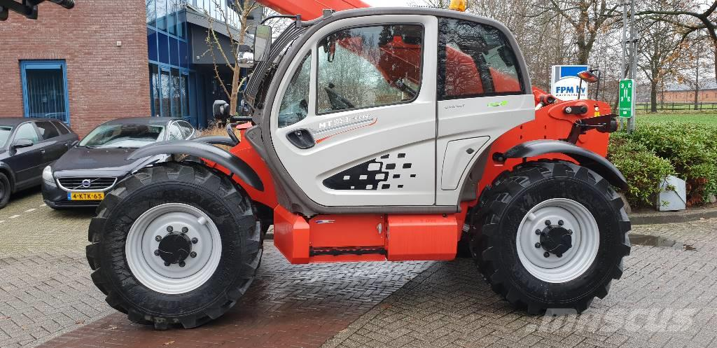 Manitou MT 835 Easy Comfort