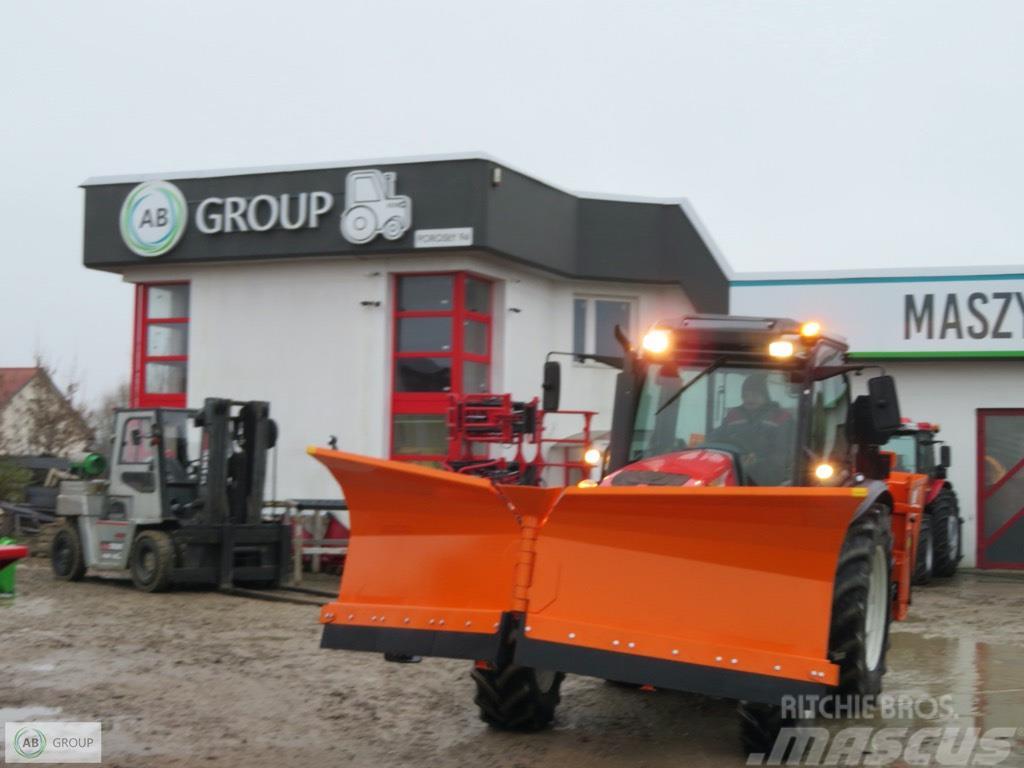 Inter-Tech Schneeschild 3.15 m PSHV -01/Snow plough/Lame à ne