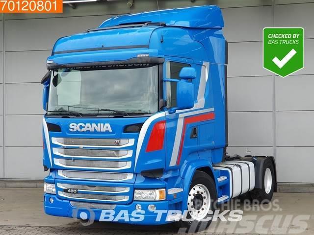 Scania R490 4X2 Retarder Hydraulik Euro 6