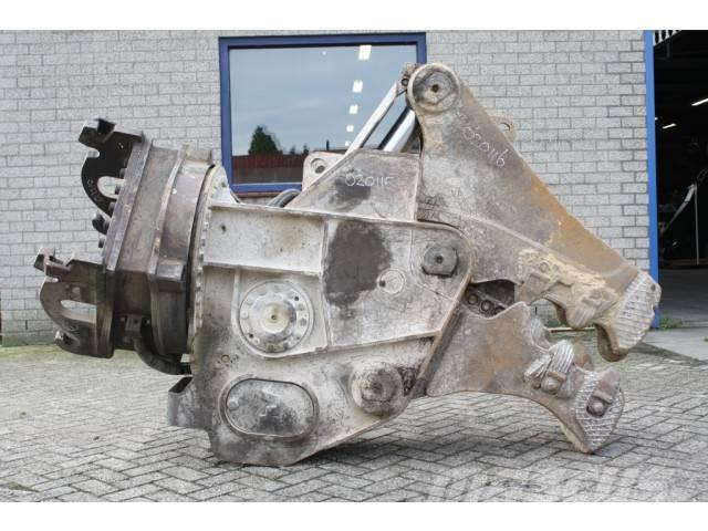 Caterpillar Verachtert Demolitionshear VTK30 MP15