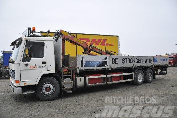 Volvo FL10 6X2