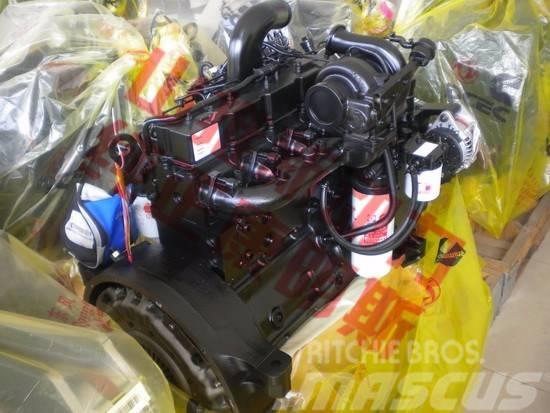 Cummins 6LTAA8.9-C360, 2016, Motorer